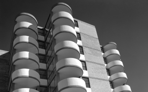 Bondi Junction balconies