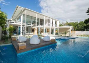 Pool living