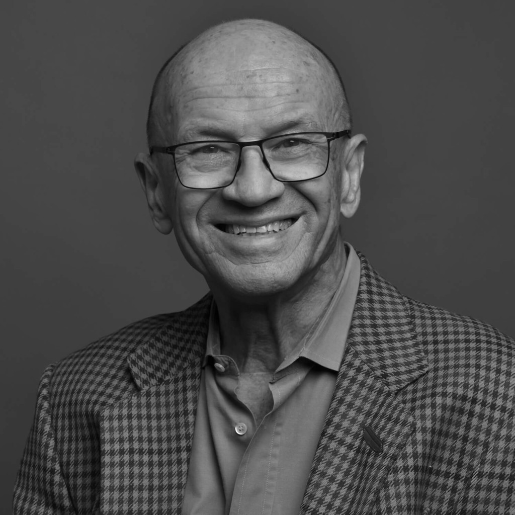 Andre Porebski, founder of porebski architects