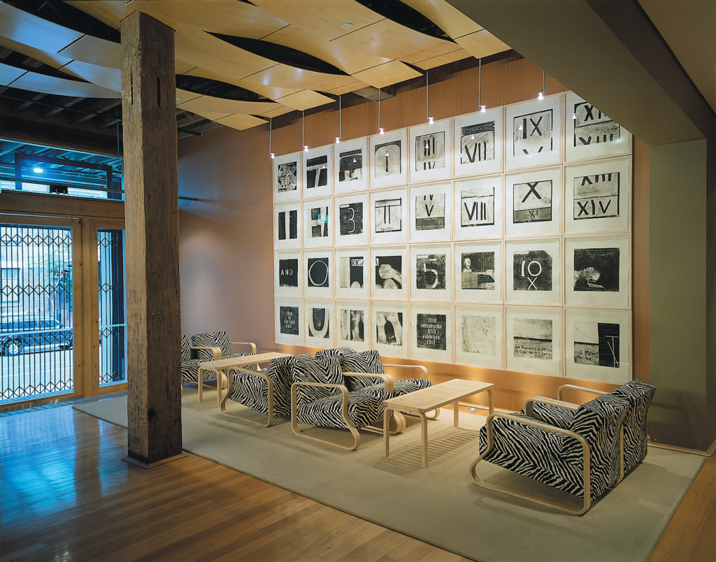 relaxing breakout spaces
