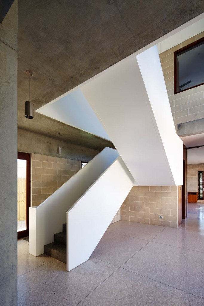 Staircase Design Form And Function Porebski Architects